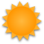 Sunny/Windy